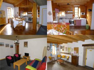 Gîte 8 places en Ardèche - Tout confort - Idéalement placé, Chassiers
