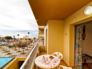 Apartamento con vistas al mar y WIFI, Fuengirola