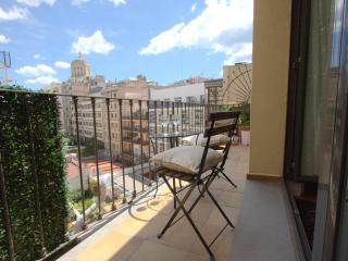 2 bedroom apartment Plaza Catalunya