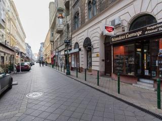 City-center Ráday Apartment