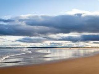 Premiata spiaggia di Dornoch