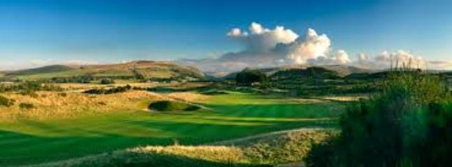 Royal Dornoch Links Championship course