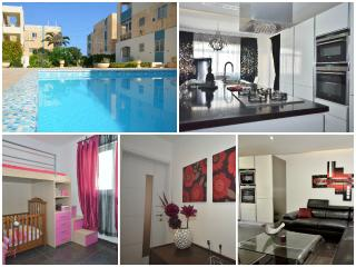 3 Bedroom Maisonette with Communal Pool Qawra
