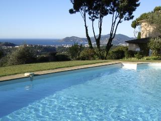 Villa Cannes - Panorama-Villa mit Meerblick