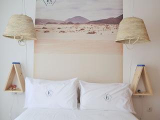 Volcano -Chambre double  + salle de bain privative, Corralejo