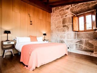 Habitacion doble con baño, Leiro