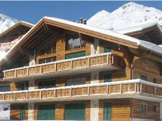 Un appartement de ski-in, ski-out penthouse de luxe, Les Crosets