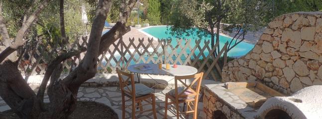 Terrace & BBQ area