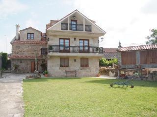Stone house in Rías Baixas, Vilagarcía de Arousa
