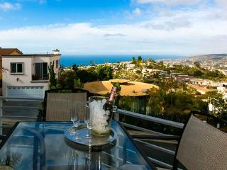 4,3BR Ultra Modern Dual 180* Vws Lease 31 Days min, Laguna Beach