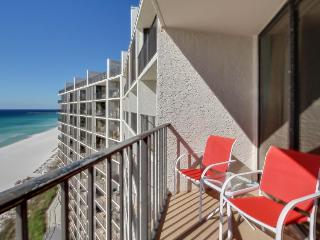 Views, pools, & hot tubs in this unmatched beachfront abode!, Panama City Beach