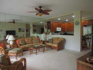 Spacious 2 Bdrm at Regency Poipu Kai Free Wi-fi