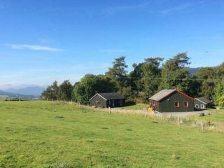 Drumcroy Highland Lodges, Aberfeldy