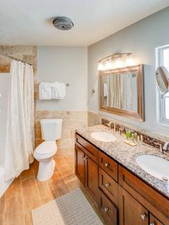 Sierra Parks Villas #03 - Master bathroom with dual sinks