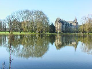 Chateau Abelia Du Lac, Le Lion-d'Angers