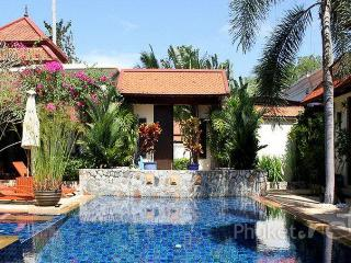 Elegant 4-Bed Balinese Villa in Bangtao, Chalong