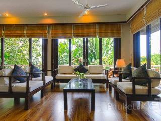Well-appointed Garden View Villa in Kata, Kata Beach