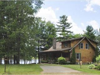 Log Cabin Waterfront on Silver Lake (FAN53W), Laconia