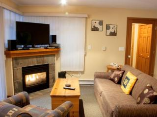 1 Bedroom w/ pool & hot tub access - Whistler Village