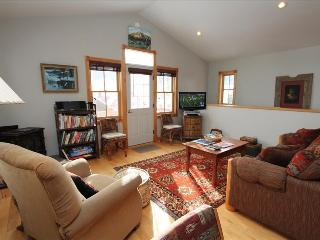 The Grand Escape - Great Duplex on Elk. Private hot tub!  2 1/2 blocks to shuttle., Crested Butte