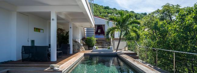 Casa Roc 3 Bedroom SPECIAL OFFER, Gustavia