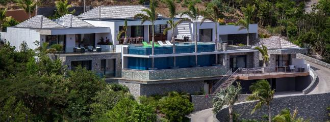 Villa Grace 2 Bedroom (A Very Nice Villa Situated On The Hillside Of Anse Des