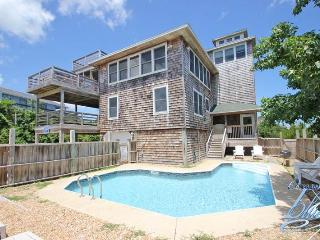 Tar Valier | 1775 ft from the beach | Dog Friendly, Private Pool, Hot Tub | Duck