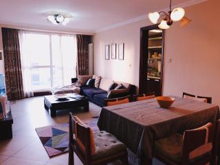 3BD 2BTH (3Beds)  Beijing CBD Western Managed Serviced Apartments #7, Pechino
