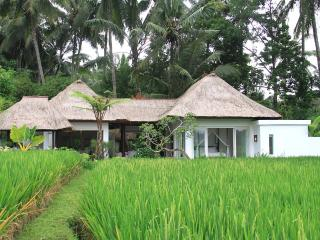 Rest in True Luxury with Stunning Rice Field Views, Ubud