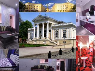 Up to 4 quiet Apt. Odessa