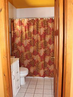 Lower bath w/bathtub
