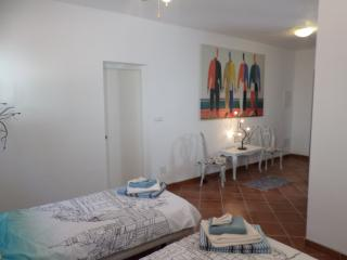 Apartments can be rented as a suite sleeping 4 with two additional sofa beds sleeping maximum of 8