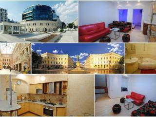 Luxurious Apt., Odessa