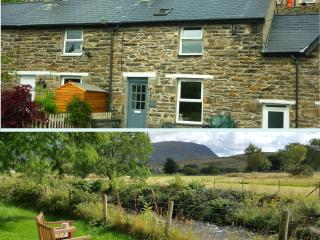 Moelwyn Cottage, Cosy Snowdonia Cottage Sleeps 2-4, Tanygrisiau