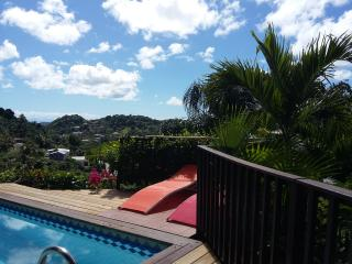 VILLA MUSCADE, location saisonniere au sud de la Martinique
