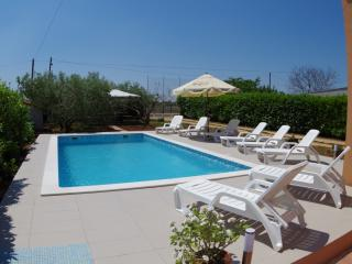 Holiday House in Šišan with private pool
