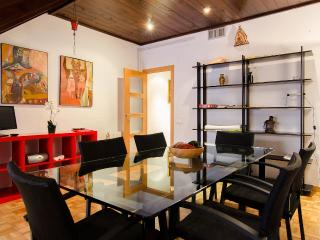 Duplex apartment in Gracia area (B19A4), Barcelona