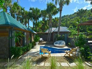 Palm House at Anse des Lezards, St. Barth