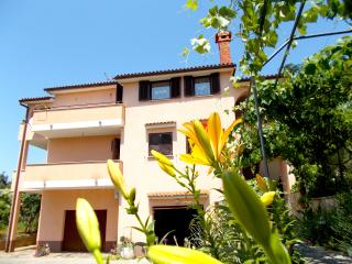ONE BEDROOM APARTMENT WITH TERRACE AND SEA VIEW, Porec