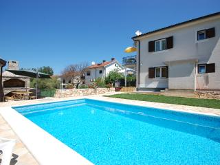 Apartment PLITVICE 2 in Malinska with pool and gym