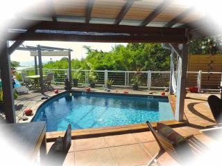 Magnifique villa de vacances avec piscine, Le Gosier