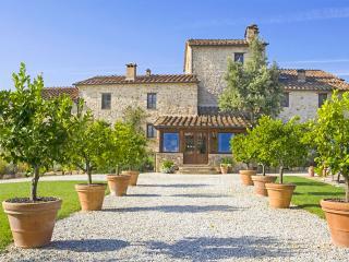Villa Ferraiola, San Lorenzo a Merse