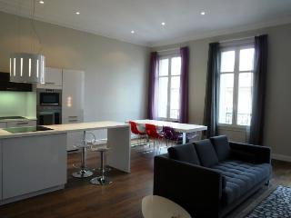 A two bedroom, two bathroom apartment in Central Cannes in the best location