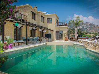 Luxury 4Bed Villa(sleeps 10) Private Pool, Hot-tub, Peyia