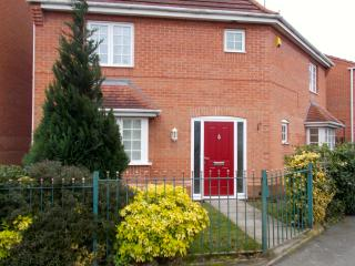Poppy Place, Castle Donington