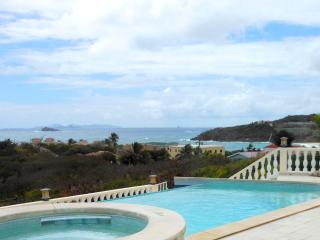VILLA STAR... IRMA Survivor! 3 BR - breathtaking ocean views, St Maarten