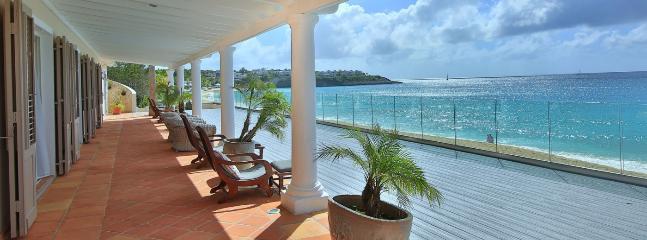 Villa Les Trois Jours 5 Bedroom (Les Trois Jours Is An Idyllic Beachfront