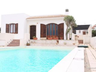 Villa Demetra | Piscina vista mare | Mare di vista piscina, San Vito lo Capo