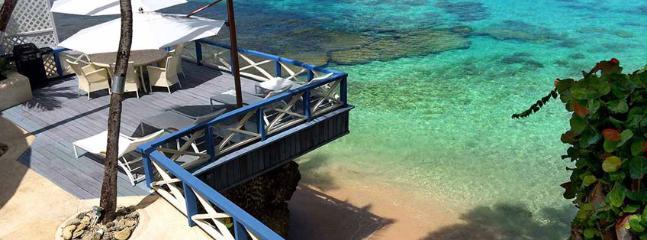 Villa Blue Lagoon SPECIAL OFFER: Barbados Villa 170 Set On A Bluff Overlooking The Caribbean Sea., The Garden