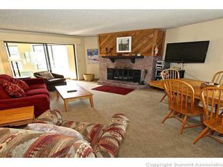 Walk To Ski Lift- Copper Mountain 1BR/Sleeps 4